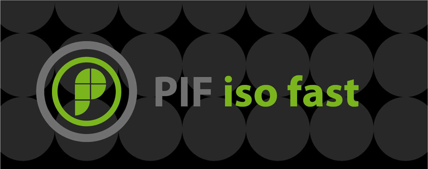 PIF isofast front